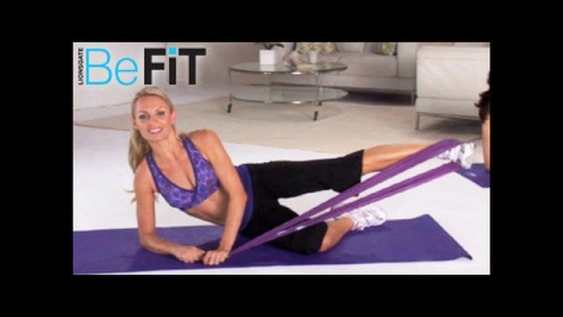 Tracey Mallett | Firm Butt Workout: Phase 1- Lose The Belly Flab
