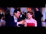 Mario Lanza and Johanna von Koczian out on the town...