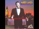 Mario Lanza - Lamento Di Federico Live In London