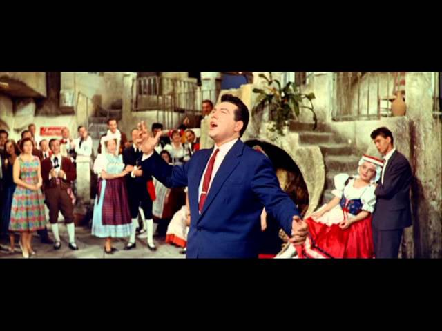 Mario Lanza O Sole Mio Widescreen