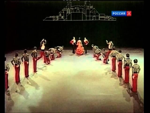 Абсолютный слух Болеро Равеля в хор В Бурмейстера