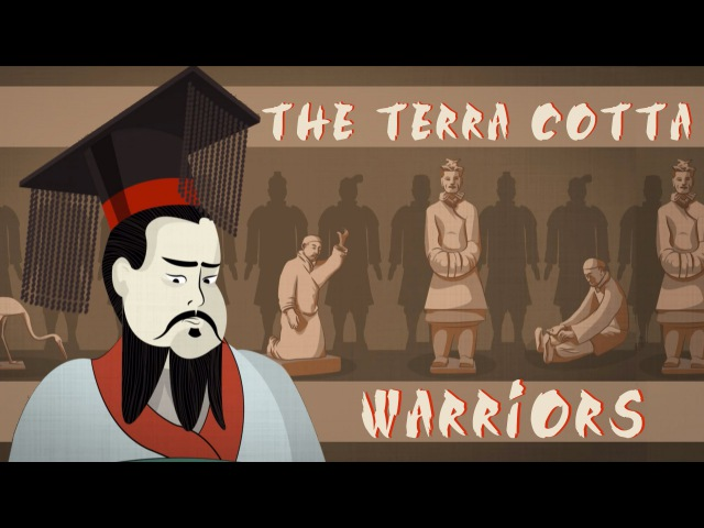 The incredible history of China's terracotta warriors Megan Campisi and Pen Pen Chen