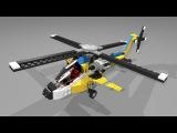 31023-3 Lego Creator Yellow Racers