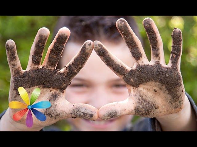 Как привить ребенку чистоплотность Все буде добре Выпуск 474 07 10 2014 Все будет хорошо