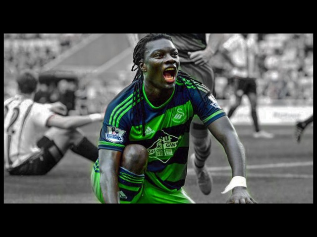 Bafétimbi Gomis Swansea City Goals Skills