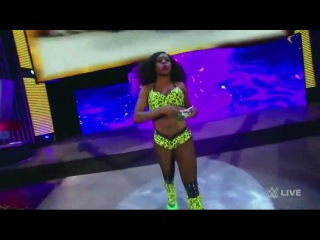 WWE Monday Night RAW 27.04.2015 (Часть 5)
