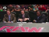 WWE Monday Night RAW 27.04.2015 (Часть 7)