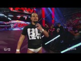 WWE Monday Night RAW 27.04.2015 (Часть 3)