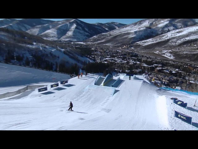 Yuki Kadono Stomps First Ever Back to Back 1620s in Competition at the 2015 Burton US Open