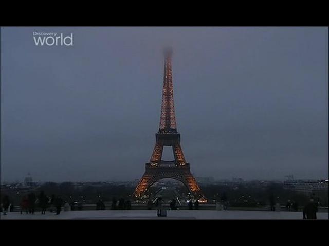Темные секреты великих городов. Грязный город: Париж