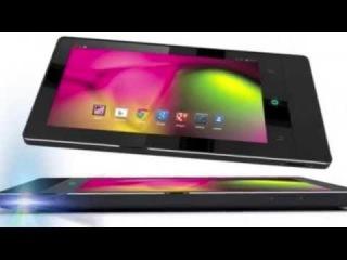 ProjectorPad P70- планшет с встроенным проектором.