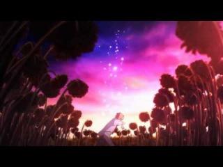 Anime, Beyond the Boundary, По ту сторону границы, За гранью, Skillet, falling inside the black