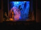 Русский театр марионеток - кукольный номер