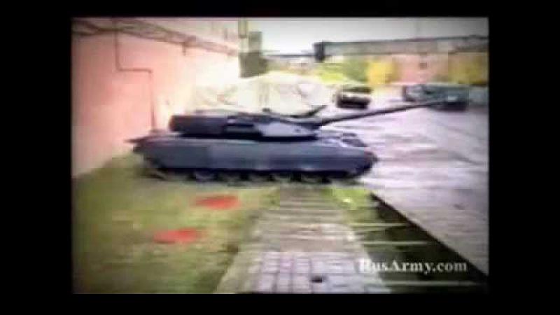 СДЕЛАНО В РОССИИ Танк -Т-95 - Черный орел И !