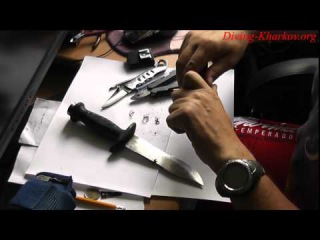 Ремонт ножа GrandWay SS28