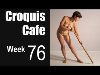 The Croquis Cafe: The Figure Drawing Resource, No. 76
