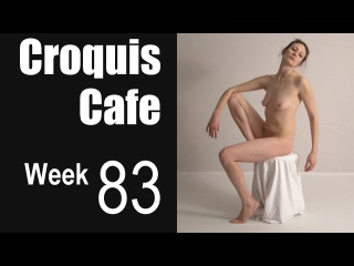 The Croquis Cafe: The Figure Drawing Resource, No. 83
