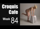 The Croquis Cafe: The Artist Model Resource, Week #84