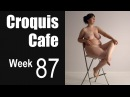 The Croquis Cafe: The Artist Model Resource, Week #87