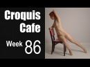 The Croquis Cafe: The Artist Model Resource, Week #86