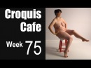 The Croquis Cafe: The Figure Drawing Resource, No. 75