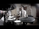 Skyfall (James Bond) - Adele - Piano - Drum Cover By Adrien