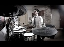 Skyfall James Bond - Adele - Piano - Drum Cover By Adrien