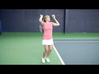 How to Hit a Kick Serve | Tennis Now Instructionals
