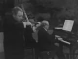 Шуберт - Сонатина для скрипки и фортепиано соль минор, D 408 II. Andante
