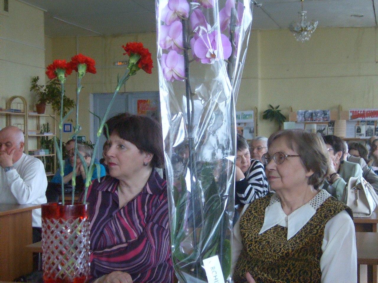 В.Г. Толкунова и В.И.Титова