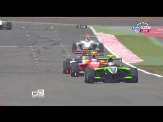 GP3 2011. Этап 4 - Сильверстоун. Вторая гонка