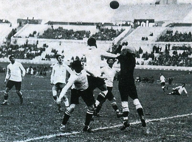 Вратарь сборной Боливии Хесус Бермудес