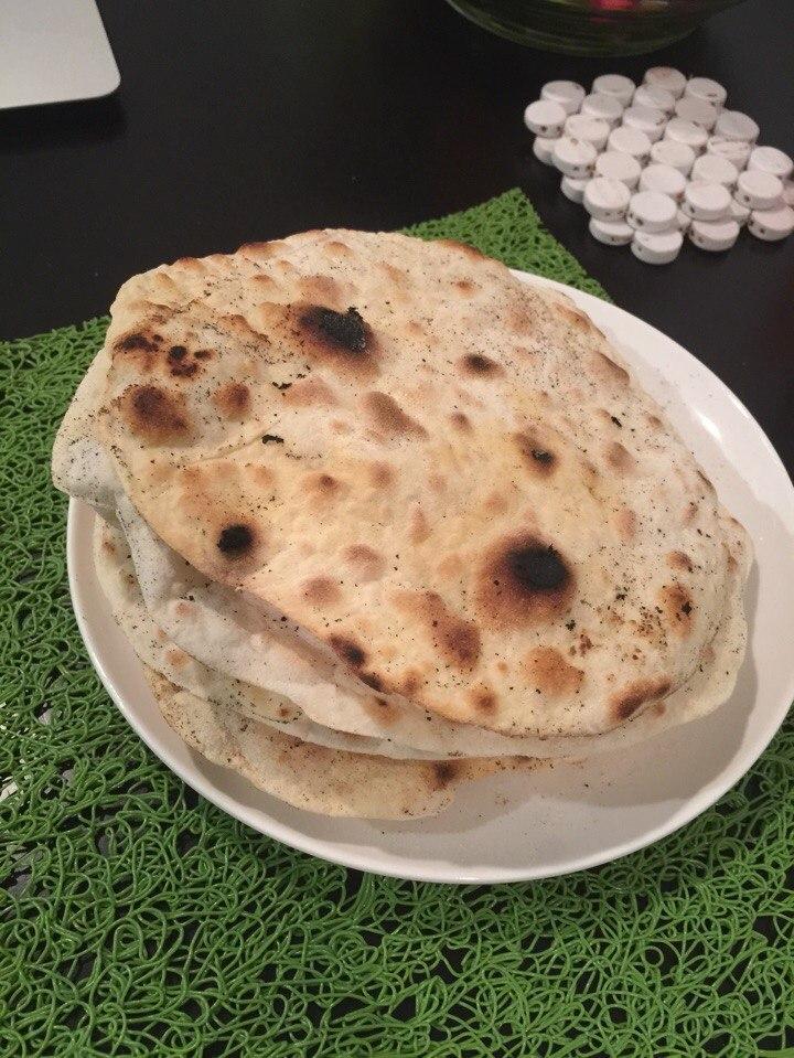 Здоровый рецепт: индийские лепешки Чапати G6usUifniZw