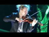 David Garrett - Medley PiratesSmooth criminalTeen spiritWalk this way - Magdeburg 13.06.15