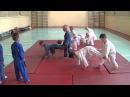 Тренировка по дзюдо дети 5 - 6 лет. Часть - 1. Centre Judo Kids. Feodosiya