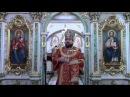 Проповідь Високопреосвященного митрополита Димитрія у неділю 3-тю Великого посту, Хрестопоклонну