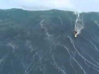 самая большая волна в мире!