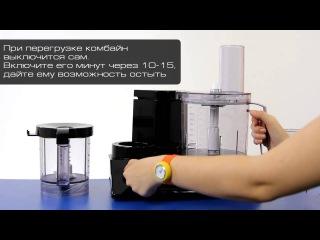 Видео обзор кухонного комбайна Braun K700 Канал БЫТОВАЯ ТЕХНИКА-холодильники,стиральные машины...