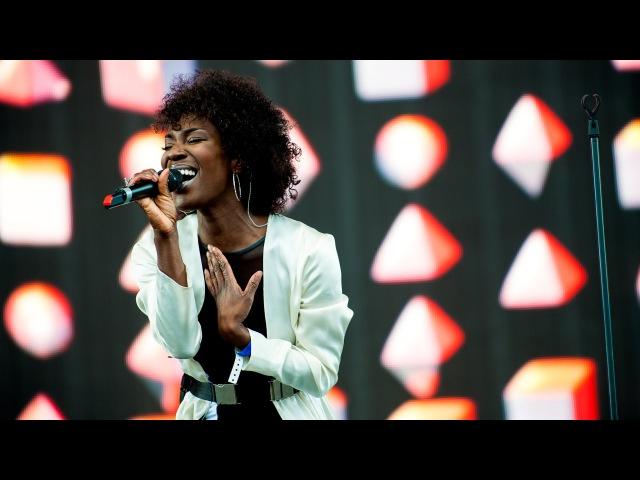 Clean Bandit Stronger Radio 1's Big Weekend 2015