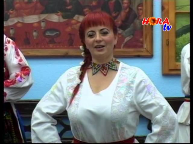 CORNELIA FECHETE Am venit cu bucurie HORA TV