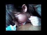 Андріяна та Оля Експеримент  цукерочки та пальчики