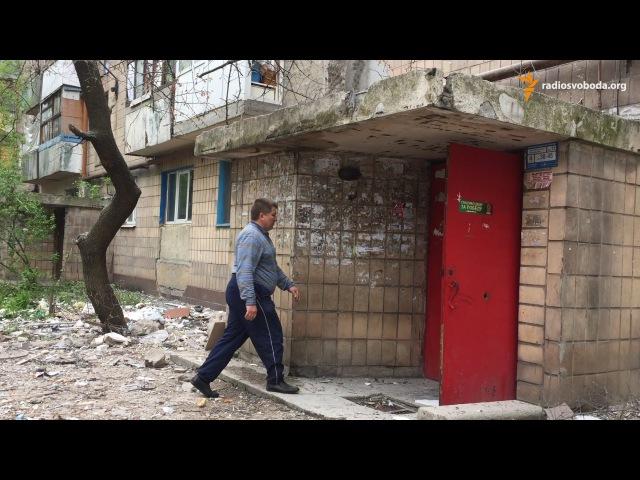 Донеччани звинувачують українських військових у нічному обстрілі міста