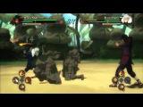 Naruto Ultimate Ninja Sorm Revolution(Бой 1 и 2 Хокаге)