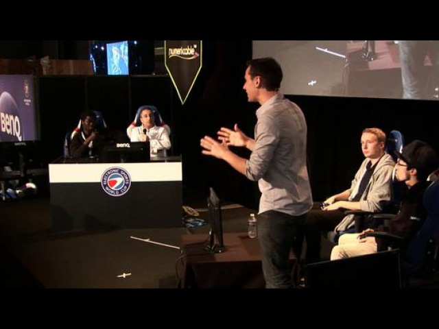 FIFA ESWC INTER: Mykey (JP) vs Lukasinho (SE)