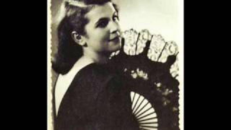 Vishnevskaya sings Rachmaninov op.4 №4