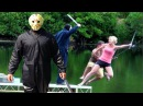 Friday The 13th Scary Hidden Camera Practical Joke