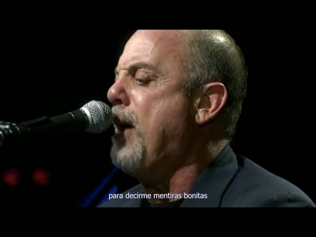 Billy Joel Honesty Live Subtitulos Español