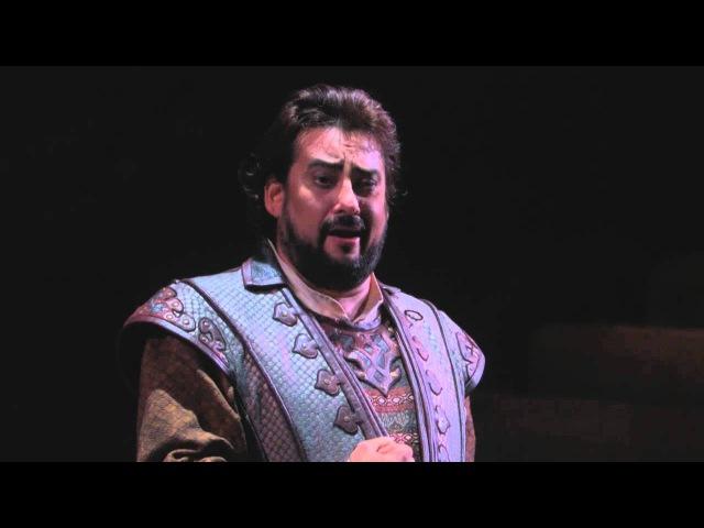 Певец Марсело Альварес: Ария Калафа из оперы Пучинни Турандот