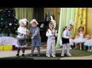 Танец зайчиков-энтузиастов