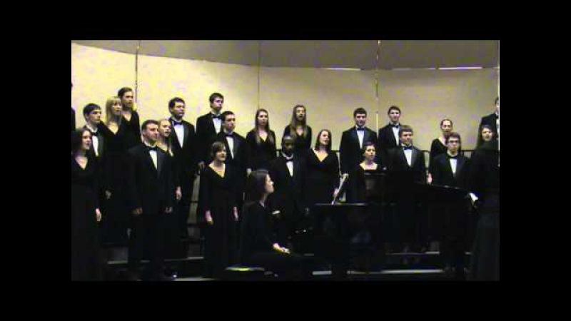Bexley Vocal Ensemble - 2011 - Gede Nibo
